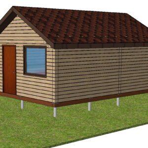 2 10 300x300 - Дом из профилированного бруса 185x150, двухэтажный, площадь=178м2