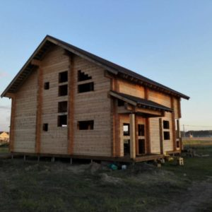 Дом 10х12