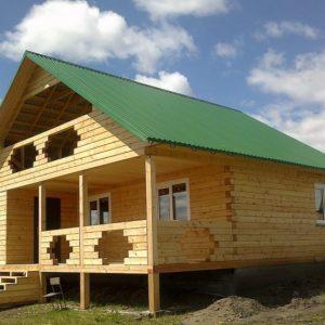 Дом 9x8,5м