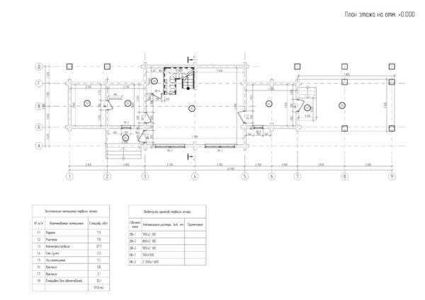 Plan 1 go etazha 6 e1528278059476 600x424 - Баня из профилированного бруса 180x130, двухэтажная, площадь=92м2