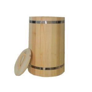 iz kedra 1 300x300 - Чан из кедра для бани под воду 50л, 60л, 90л