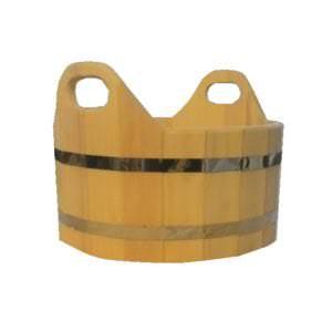 shaika 01 300x300 - Шайка для бани из кедра 5л, 10л, 15л, 20л, 25л, 30л